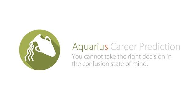 Aquarius Career Prediction 2019-20