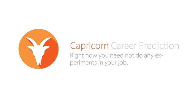 Capricorn Career Prediction 2019-20