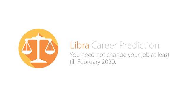 Libra Career Prediction 2019-20